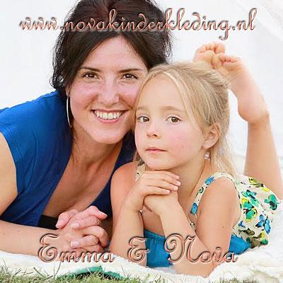 Wie zijn wij, het gezicht achter nova baby- en kinderkleding