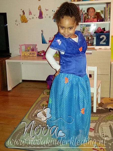 Cinderella-prinsessenjurk-review-foto-tevreden-klant