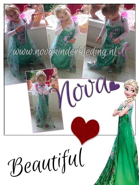 Disney-Frozen-Fever-Prinsessenjurk-Novakinderkleding