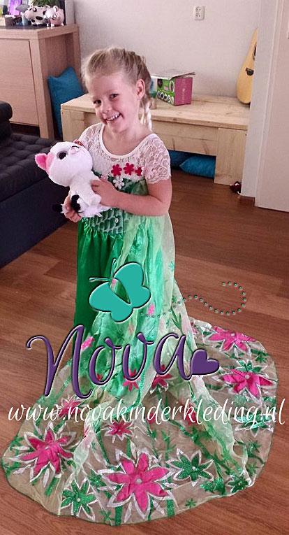 Disney-Frozen-Fever-Prinsessenjurk-Recensie-Review-Beoordeling-Novakinderkleding