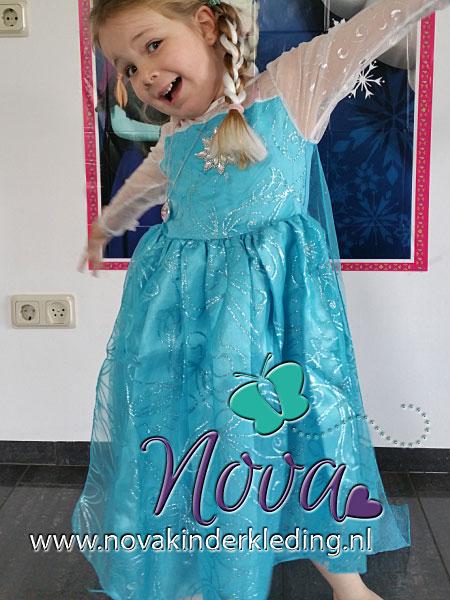 Review-Beoordeling-Recensie-Novakinderkleding-Prinsessenjurk-ijskoningin-Elsa-Disney-Frozen