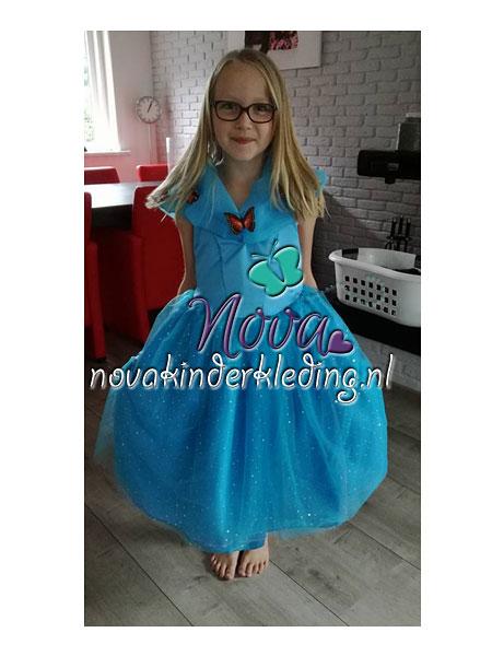 Review-recensie-tevreden-klant-Cinderella-Prinsessenjurk