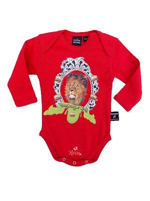 Design Kinderkleding.Design Heroes Romper Leeuw Nova Baby En Kinderkleding