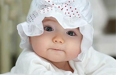Winkel meisje baby