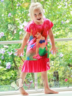 Prinses Ariel De Kleine Zeemeermin Novakinderkleding