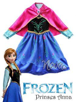 Frozen Prinsessenjurk Prinses Anna