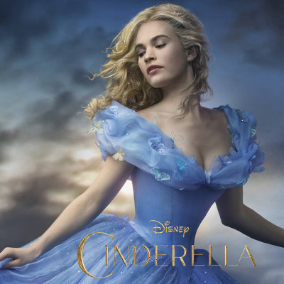 2. Disney Cinderella