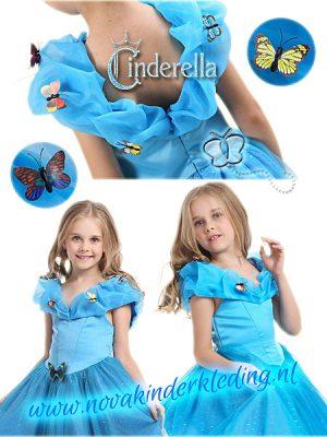 Cinderella Assepoester Prinsessenjurk