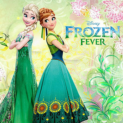 10. Disney Frozen Fever