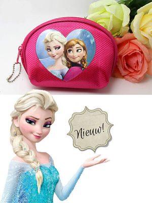 Disney Frozen Portemonne Anna en Elsa Prinses
