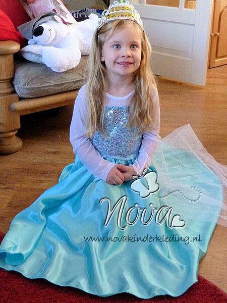 Recensie Elsa Jurk Disney Frozen Novakinderkleding