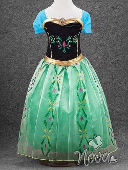 Prinses Anna Jurk Frozen