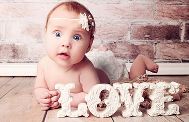 Baby-meisjes-Novababykleding-Haaraccessoires
