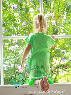 Prinses Ariel Nachtjapon Prinsessenjurk Pyjama Nachthemd