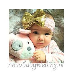 gouden-strik-kanten-haarband-baby-peuter-kleuter