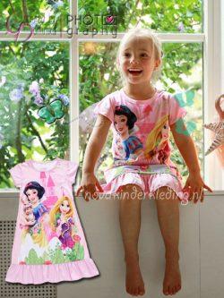 Fotograaf Captured by Dominika Prinsessen pyjama nachtjapon Sneeuwwitje Rapunzel