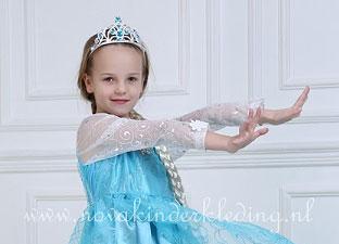 novakinderkleding-frozen-ijsblauwe-prinsessenjurk