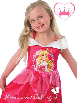Doornroosje-Prinsessenjurk-Novakinderkleding
